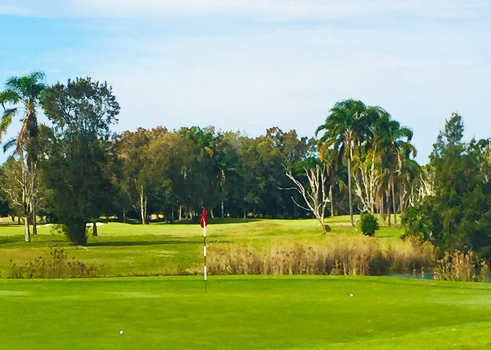 Foretune golf course